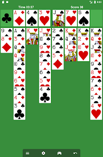 FreeCell Prime Screenshot