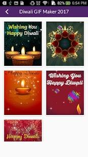 Diwali wishing Gif Maker - náhled