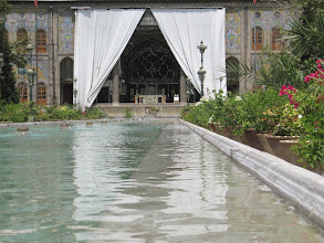 Photo: Day 138 - One of the Buildings at Golestan Palace, Tehran