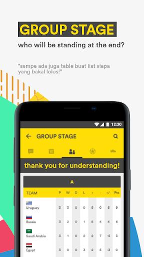 Golpanda for Asian Games 2018 & Gojek Liga Satu 1.6.2 screenshots 5