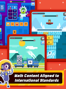 Zap Zap Math apk screenshot