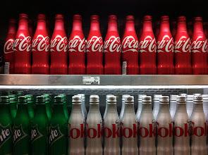 Photo: Dramatic Coke Bottles
