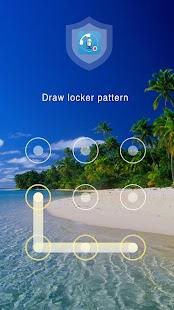 Applock Theme Nature - náhled