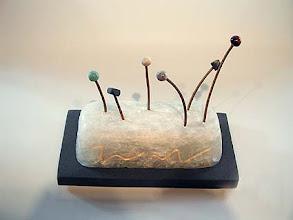 Photo: 賑やかな楽園(ガラス+陶)