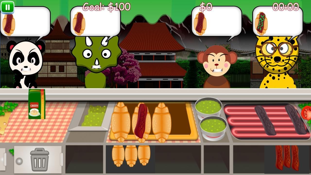 Kids Kitchen Cooking Game Android Apps On Google Play