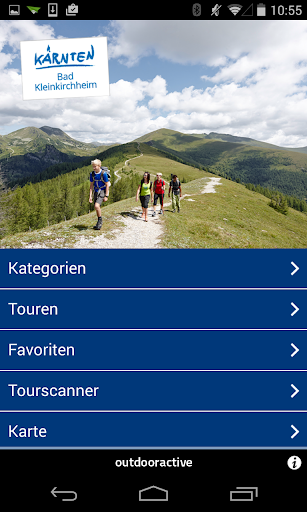 Tourenguide Bad Kleinkirchheim