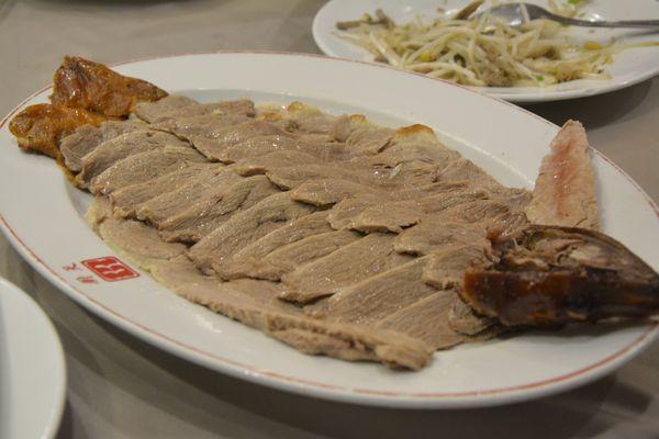 捷運中山站 天廚菜館