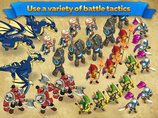 Might and Glory: Kingdom War  screenshots 9