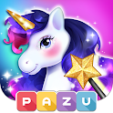 My Unicorn dress up games for kids icon