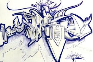 graffiti sketch - screenshot thumbnail 04