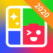 Photo Collage - Foto Grid Collage Maker Pic Editor