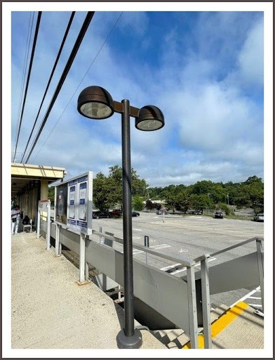 Railroad Parking: What Drives Empty Spots