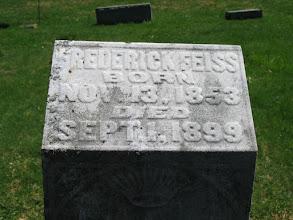 Photo: Feiss, Frederick