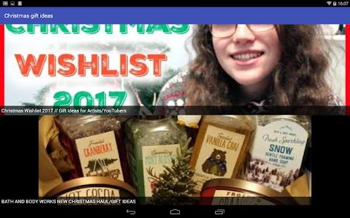 Christmas gift ideas 2018 - náhled