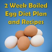 2 Week Boiled Egg Diet Plan 🥚 Recipes