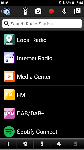 AirMusic Control 3.9 screenshots 1
