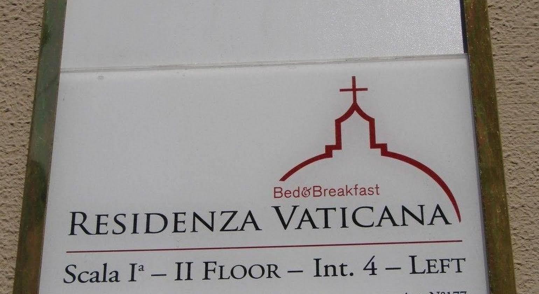 Residenza Vaticana