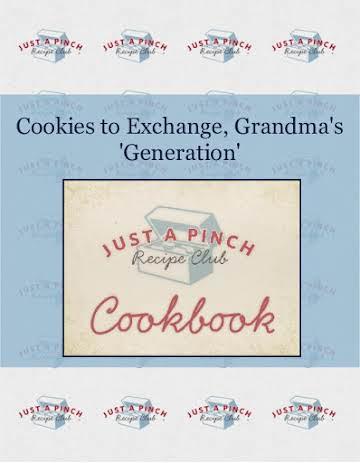 Cookies to Exchange, Grandma's 'Generation'