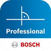 Bosch Levelling Remote App