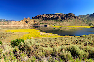 Photo: Blue Mesa Reservoir.
