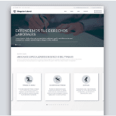 Grupoboom instagram diseño web abogados laborales