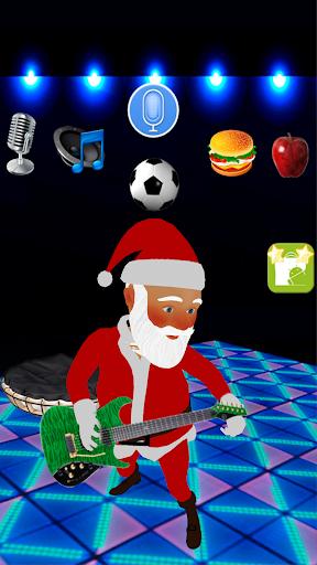 Talking Santa Claus 1.3 screenshots 8