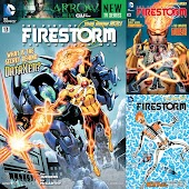 The Fury of Firestorm: The Nuclear Man (2011)