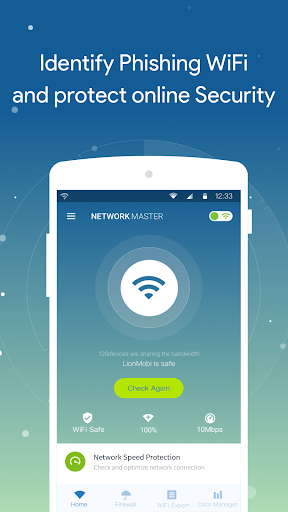 Network Master - Speed Test 1.9.83 screenshots 1