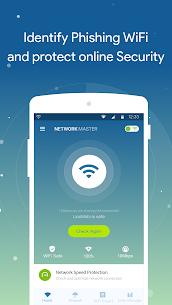Network Master MOD – Speed Test 1