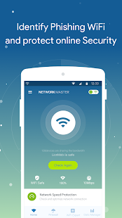 Network Master - Speed Test - náhled