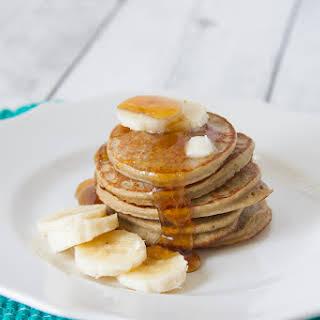 Banana Pancakes No Flour Recipes.