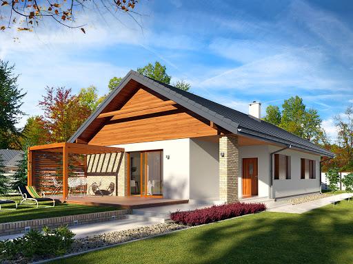 projekt Bono drewniany