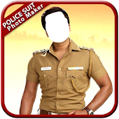 Police Suit Photo Maker(No ads