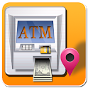 Nearby ATM (bank Locator) icon