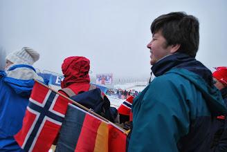 Photo: Granåsen, VM skiskyting, 22. mars 2009
