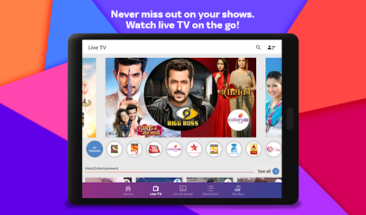 9Apps Tata Sky Mobile 22