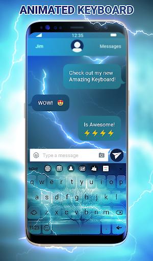 Download Storm Animated Keyboard Live Wallpaper Free For Android Storm Animated Keyboard Live Wallpaper Apk Download Steprimo Com