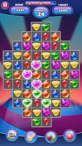 解謎必備免費app推薦|Diamond Mania Match 3線上免付費app下載|3C達人阿輝的APP