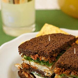 Turkey Club Sandwiches.