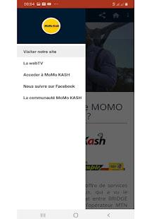 Download MoMo KASH : Epargner et Emprunter For PC Windows and Mac apk screenshot 1