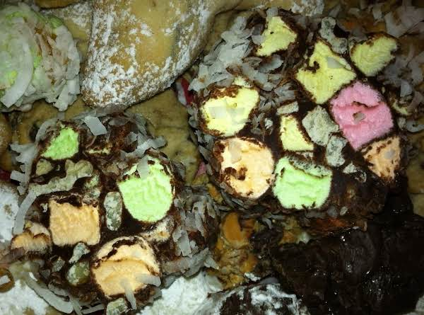 Church Window Cookies Recipe