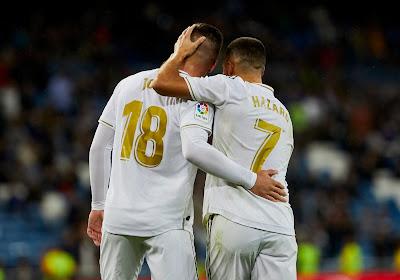 """Topaankoop zal Real Madrid komende zomer niet verlaten: """"Ik reken volgend seizoen nog op hem"""""""