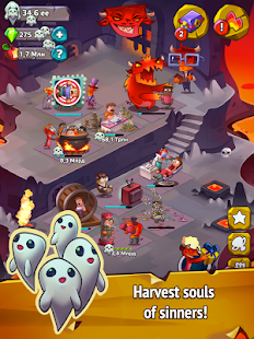 Game Idle Evil Clicker APK for Windows Phone
