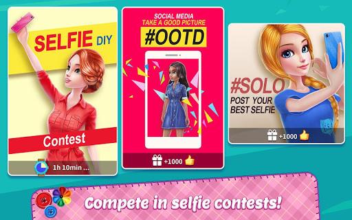 DIY Fashion Star - Design Hacks Clothing Game 1.2.1 screenshots 12