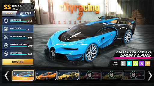City Racing 2: 3D Fun Epic Car Action Racing Game 1.0.8 screenshots 5