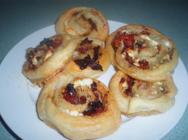 Savory Pinwheels Recipe