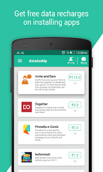 Databuddy: Free Data and Paytm cash