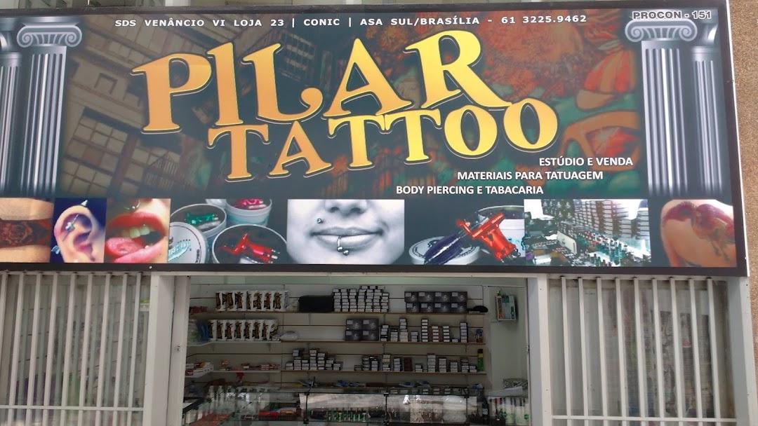 Pilar Tattoo Loja De Materiais Para Tatuadores