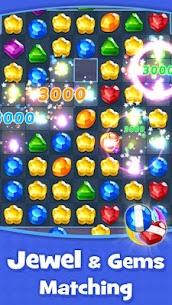 Jewel & Gems Mod Apk – Gems and Jewels Matching Adventure 5