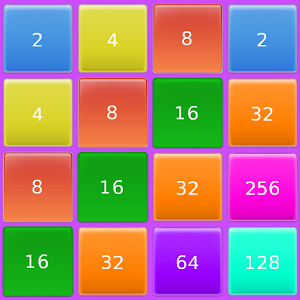 2048 + Numbers for PC and MAC